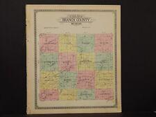 Michigan, Branch County Map, 1915 L2#78