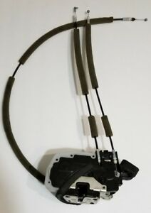 LIFETIME WARRANTY 08 -14 Nissan Murano Lock Actuator LEFT REAR w cables $10 back