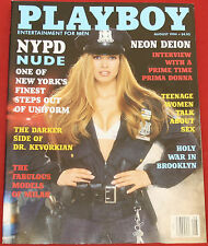 NEW Playboy Magazine August 1994 Playmate Maria Checa NEW Condition