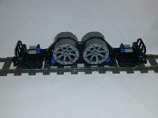 LEGO CUSTOM TRAIN 9V HEAVY DUTY WAGON WITH Metal Wheels 12 INCH LONG