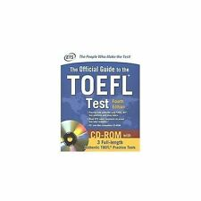 THE OFFICIAL GUIDE TO THE TOEFL TEST + OFFICIAL TOEFL IBT TESTS, VOLUME 1 - EDUC
