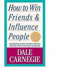 How to Win Friends and Influence People by Dale Carnegie ( Paperback,...