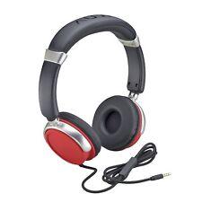 Auvio 3301604 Color Headphones - Red (IL/PL2-15050-3301604 -UG)