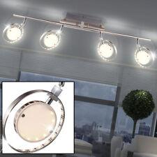 Design Led 22 WATT SOFFITTO LUCE DORMIRE ospiti Lampada da stanza vetro