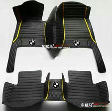 For BMW 2001-2021 X1 X2 X3 X4 X5 X6 X7 i3 i8 custom waterproof Car floor mats