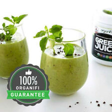Green Juice - Organic Superfood Supplement Powder - 30 Day Supply