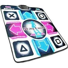 TAPPETINO DANCING MAT COMPATIBILE CON PS1 / PS2 / WII, ST@RT
