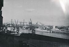 NANTES c. 1950 - Bateaux  Navires  Port  Loire Atlantique - Div 10668