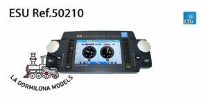 "ESU 50210 ECoS 2.1 central unit, 6A, 7"" TFT colour display, MM/DCC/SX/M4, NUEVA"