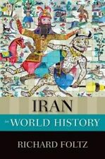 Iran in World History by Richard Foltz (Paperback, 2015)