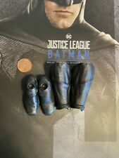 Hot Toys Batman Justice League MMS455 Tall Boots loose 1/6th scale
