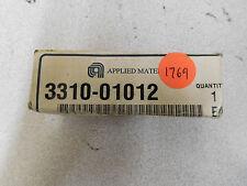 3310-01012, AMAT, GAUGE TC 0.1 TO 2.5 TORR NKL PLT OCTAL BASE