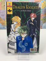 SHIPS SAME DAY DRAGON KNIGHTS (2001 Series) #3 Tokyopop Manga Comics Book