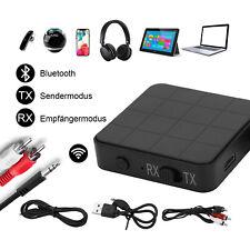 2 In1 Bluetooth 5.0 Empfänger  Wireless Aux Audio Transmitter Musik Adapter