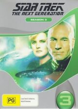 STAR TREK THE NEXT GENERATION: SEASON 3 = TV Series = NEW DVD R4
