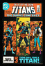 Tales of the Teen Titans 44 & New Teen Titans 1 (Lot of 2) 1st Nightwing DC 1984