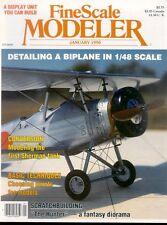 FINE SCALE MODELER JAN 90 RCAF CANADAIR CF-5_AURORA BATMOBILE_M4 SHERMAN WW2 MBT