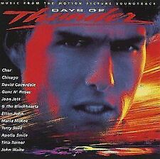 Days of Thunder [Music from the Motion Picture] by Hans Zimmer) BRAND NEW
