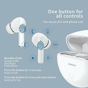 Bluetooth Wireless Earbuds Headset For Apple iPhone iPod iPad Samsung Android
