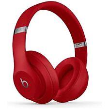Beats by Dr. De Wireless Headphone Studio 3 Wireless Bluetooth Red MQD02PA/A