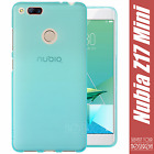 Bundle Noziroh Design Cover Case Silicone Shockproof Nubia Z17 Mini Thick Soft