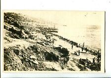 WWI Gallipoli Australians on the Beach RPPC