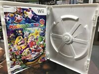 Mario Party 9 Nintendo Wii Original Case and Manual ONLY NO GAME -- S2G --