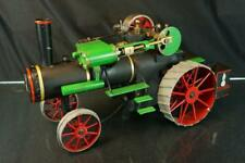 VINTAGE J.I. CASE CAST IRON 110 H.P. LIVE STEAM ENGINE TRACTOR FARM TOY ORIGINAL