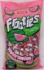 Frooties Watermelon Bulk Candy 360 Ct Bag Tootsie Candies Fruities Watermelons