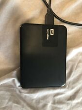 wd easystore easy store portable hard disc drive used 1tb terabyte no reserve