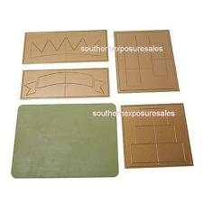 Anna Griffin® Pop-up Card Cutting Dies with Mat Sold Out All Items Sealed