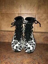 Boy'S Under Armour Football High Top Rubber Cleats-Size: 3.5