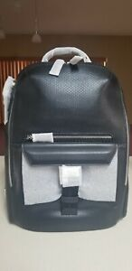 TUMI Ashton Doyle Backpack Black Leather