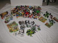 Huge Lot 20 lbs Legos Mixed Ninjago Ice Rally Racers Manuals 9450 9443 9445 9441