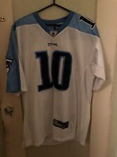 Reebok Men's Tennessee Titans Vince Young Football Jersey Sz.52 New R700A