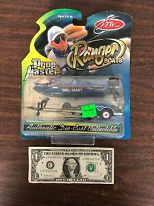 X Concepts 1/43 Diecast Scale Wal Mart Ranger Boat FLW Tour