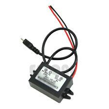 Power DC DC supply Converter Module 8-50V to 5V Micro USB OUTPUT 12V/24V to 5V