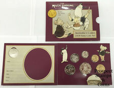 2008 Royal Australian Mint Magic Pudding Baby Mint Set