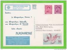 Sur CP - 3 timbres THAILAND (Réf. qc63)