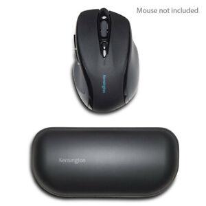Kensington ErgoSoft Wrist Rest for Standard Computer Mouse/Gel/Ergonomic/Black