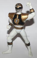 "Mighty Morphin Power Ranger Saban Projectors White Tigerzord 8"" Figure"
