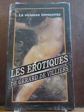 Les érotiques de Gérard de Villiers: la vicieuse innocente / Vauvenargues