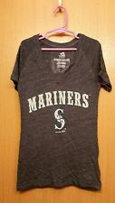 Seattle Mariners MLB Team Athletics Girls Small(7/8) T-Shirt New