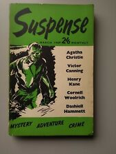 Suspense monthly - March 1960