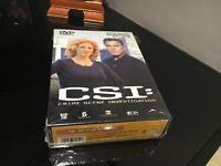 Csi Crime Scene Investigation Miami DVD Terza Stagione Episodi 3.1 - 3.12