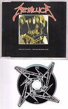 METALLICA (Shape-CD) Garage days re-revisited 1997 Not on label (Metallica)