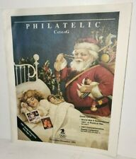 US POSTAL SERVICE PHILATELIC CATALOG NOVEMBER DECEMBER 1991 STAMP COLLECTING