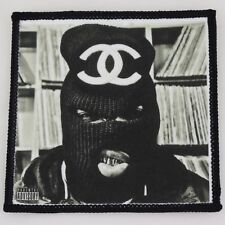 Patch - WestSide Gunn Designer Balaclava Badge 10x10cm