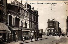 CPA SURESNES Puteaux-Rue de Verdun (413086)