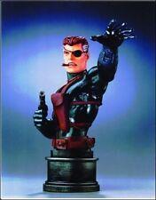 NICK FURY STEALTH mini bust~Bowen Designs~SHIELD~Avengers~Thor~Capt America~NIB